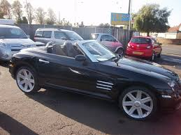 chrysler sports car used chrysler crossfire cars for sale motors co uk