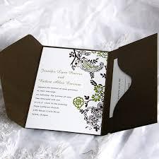 affordable pocket wedding invitations affordable wedding invitations gangcraft net