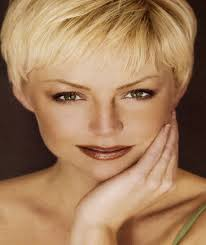 short blonde haircuts for fine short hairstyle ideas photo