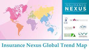 bureau d assurance du canada insurance nexus on the insurance nexus global trend map is