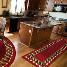 Rooster Runner Rug Orian Braid Border Woven Runner Rug Area Rugs Pinterest
