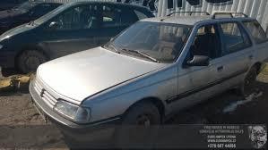 peugeot 405 wagon s101310002 b553700 abs computer peugeot 405 1995 1 9l 10eur