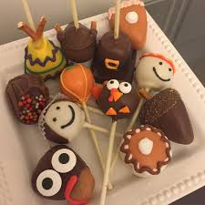 beautiful thanksgiving cake pops images and pictures and decorating