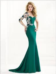 turmec emerald green long sleeve lace dress