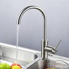 kitchen faucets brass kitchen sink faucets with sprayers gold
