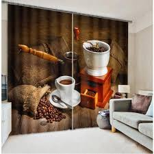 Hotel Room Darkening Curtains Luxury 3d Finished Drapes Window Blackout Curtains For Living Room