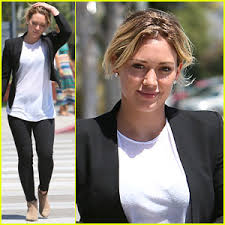hilary duff loved working with ed sheeran on her song u0027tattoo