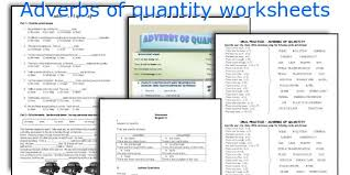 english teaching worksheets adverbs of quantity