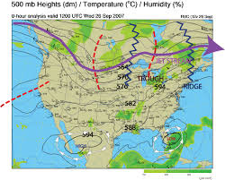 Winds Aloft Map Past Links For Metr 356 Fall 2007
