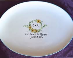 guest signing plate guest book plate etsy