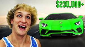 jake paul car top 10 most expensive youtuber cars jake paul tanner fox