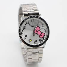 aliexpress buy new arrival 10pcs wholesale fashion new hello stainless steel wrist quartz
