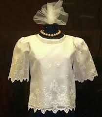 kimona dress kimona blouse nostalgia barong tagalog shop