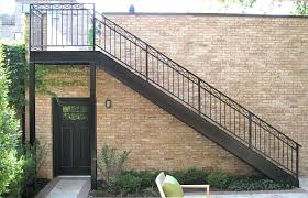 Staircase Banister Metal Stair Case U2013 Brandonemrich Com
