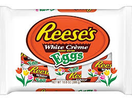 easter peanut butter eggs reeses white creme peanut butter eggs 10 8 oz easter basket filler