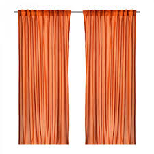 Sheer Curtains Orange Uncategorized Burnt Orange Sheer Curtains For Exquisite Curtains