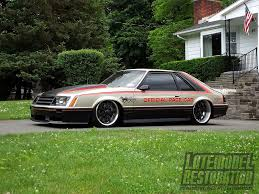 1979 ford mustang pace car 1979 ford mustang pace car sinis built flickr