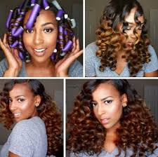 how to salvage flexi rod hairstyles how to do a flexi rod set from start to finish product