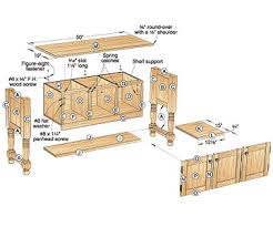 Woodworking Plans Kitchen Nook by Dining Room Hutch Woodworking Plans