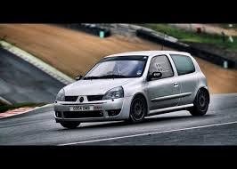 renault clio v6 rally car mike simpson u0027s 2004 renault clio sport 182