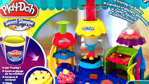play doh küche play doh frosting bakery playset make cupcakes cakes küche