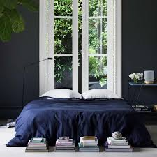 dark blue gray paint bedroom fabulous blue and grey bedroom gray and white comforter