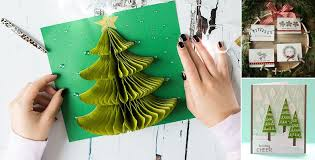 make a christmas card 12 beautiful diy christmas card ideas home design