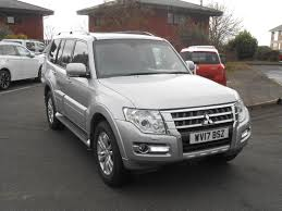 mitsubishi shogun 2017 used mitsubishi shogun 2017 for sale motors co uk