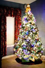 my mind my life sparkly bright christmas tree