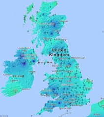 Plymouth England Map by Tonight Could Be The Coldest Night In Two Years With Temperatures