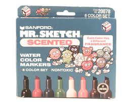 sanford mr sketch scented watercolor markers asurpriseinside com