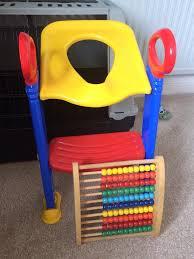Child Stair Gates Argos by Potty Toilet Trainer Seat Argos Plus Free Counting Slider In