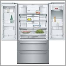 Counter Depth Stainless Steel Refrigerator French Door - bosch refrigerator french door special offers busti cidermill