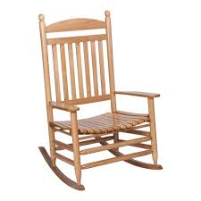 Patio Rocking Chairs Wood by Bradley Maple Jumbo Slat Patio Rocking Chair 1200sm Rta The Home