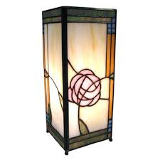 Upright Table Lamps Tiffany Style Table Lamp 10 5