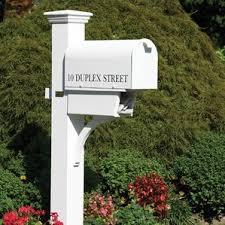 mailbox posts stands you ll wayfair