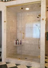 Shower Door Panel Single Door And Fixed Panel Manalapan Nj Showerman