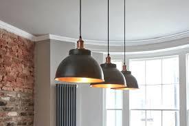 Dome Pendant Light Copper Dome Pendant Light Raw Copper Decorative Hex Cover Mansion