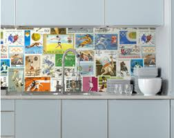 bespoke kitchens ideas purldeco big sport sts bespoke splashback sticker kitchen ideas