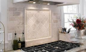 Kitchen Backsplash White Cabinets Interior Stylish Ideas Kitchen Tile Backsplash Ideas With White