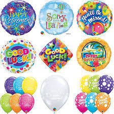 retirement round party foil balloons ebay
