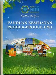 buku panduan be panduan kesehatan dengan produk hwi part 1