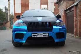 Bmw X5 Blue - bmw x6 m in blue chrome
