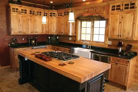 Hickory Kitchen Cabinets Home Depot Hickory Kitchen Cabinets Image Of Hickory Kitchen Cabinets Design