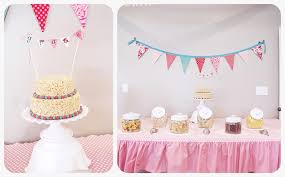 simple birthday decoration at home birthday party themes pj craft party eighteen25