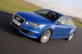 audi a4 rs4 review 2005 2008 parkers