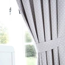 Grey And White Nursery Curtains Grey And White Blackout Curtains Patterned Yellow And White