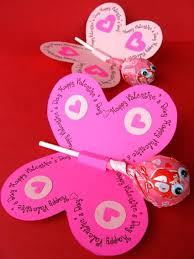 Ideas For Homemade Valentine Decorations by Spread The Love Butterfly Valentine Crafts And Craft