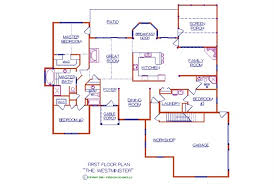 homes floor plans with pictures westminster log floor plan log cabin 2520 sq ft expedition