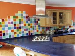 Best Tile Backsplashes Etc Images On Pinterest Backsplash - Colorful backsplash tiles